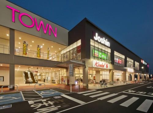 shopping mall japan キューブ環境開発株式会社